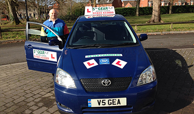 Peter Chambers Driving Instructor - Taunton