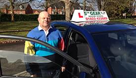 Peter Chambers Taunton Driving Lessons
